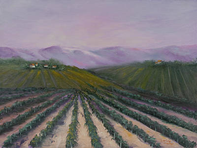 Painting - A California Morning by Darice Machel McGuire