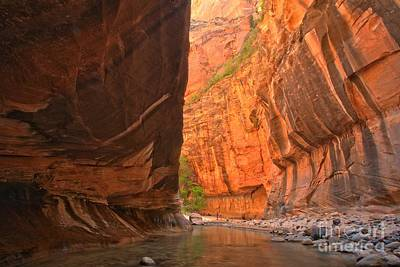 Photograph - A Calm Virgin In The Narrows by Adam Jewell