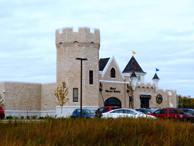 Joe Biden Photograph - A Cheese Castle by Kay Novy