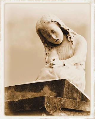 Photograph - A Child's Prayer by Nadalyn Larsen