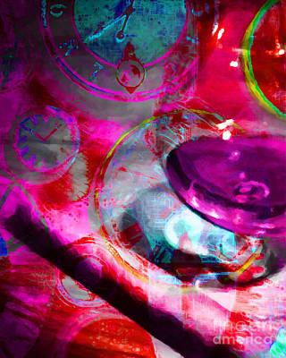 Enjoyment Digital Art - A Cognac Night 20130815m50 by Wingsdomain Art and Photography