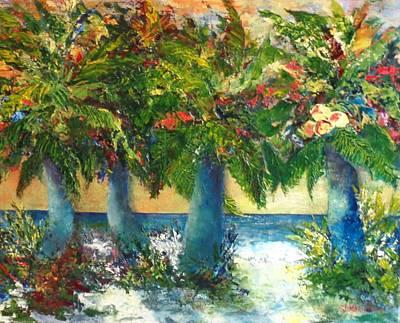 A Color Symphony Art Print by Annie St Martin