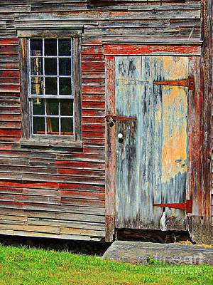 Photograph - A Colorful History by Marcia Lee Jones