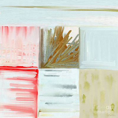 Painting - A Compulsion For Control by Linda Lees