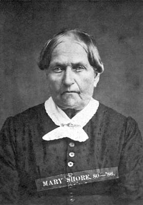 Convict Photograph - A Convicted Woman by Smith