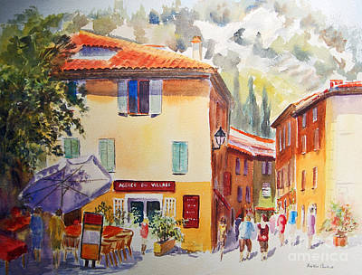 Painting - A Corner Of Provence by Beatrice Cloake