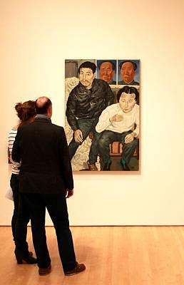A Couple See Art Original