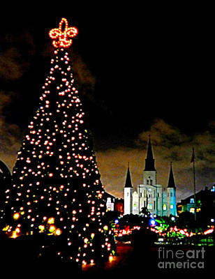 Photograph - A Creole Christmas by Michael Hoard