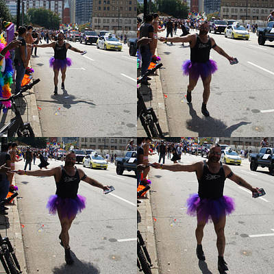 Photograph - A Daddies Tutu by JD Harvill