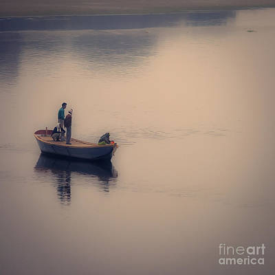 Photograph - A Day In The Life Of The Yamuna by Neville Bulsara