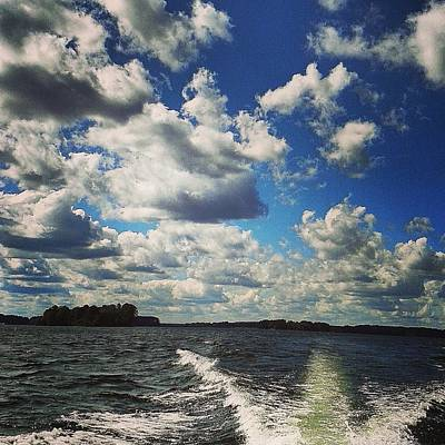 Photograph - A Day On The Lake by Lisa Wooten