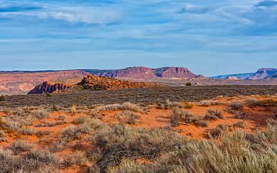 Photograph - A Delightful Afternoon In Arches by John M Bailey