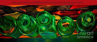 Different Points Of View Photograph - A Different Point Of View by Pamela Blizzard