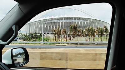 Photograph - A Dome In Durban by Frank Chipasula
