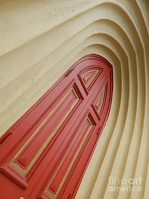 Photograph - A Door To Faith by Michael Hoard