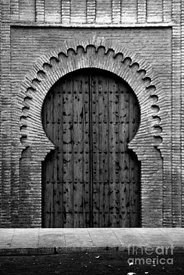 A Door To Glory Print by Syed Aqueel