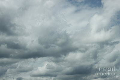 Photograph - A Dragon In The Clouds by Jennifer E Doll