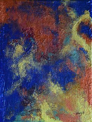 Artist Mixed Media - A Dream Of Autumn by Donna Blackhall