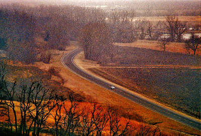 Photograph - A Drive In The Country by Steve Karol