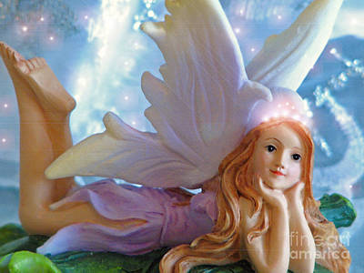 Photograph - A Fairy Dream by Chris Anderson