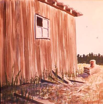 Painting - A Family's Memories by Suzanne McKay