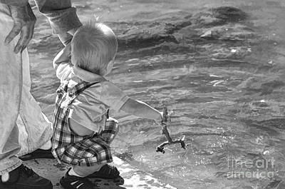 Photograph - A Fathers Love by Liane Wright