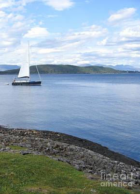 Photograph - A Fine Day For A Sail by Denise Railey