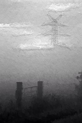 A Foggy Day Print by Steve K
