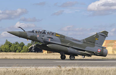 Science Collection - A French Air Force Mirage 2000d by Giovanni Colla