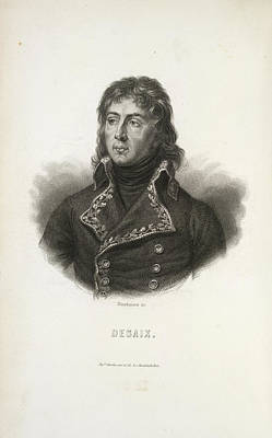 A French General Art Print by British Library