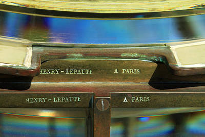 Photograph - A Fresnel From Paris by James Eddy