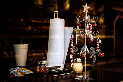 Photograph - A Fritos Kind Of Christmas by Melinda Ledsome