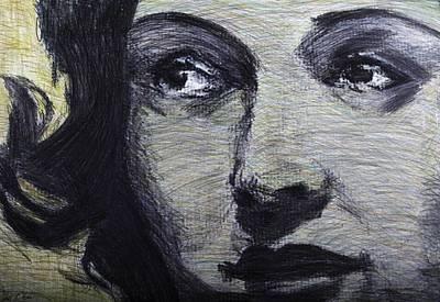 Painting - Sheila by Kurt Olson