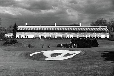 Photograph - A Golf Course In West Virginia by Constantin Joffe