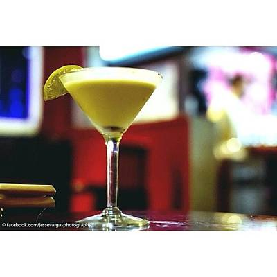 Martini Wall Art - Photograph - A Good Way To End A Long Day Of Walking by Jesse Vargas