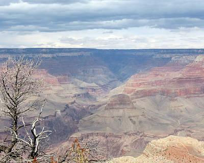 A Grand Canyon Art Print