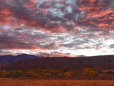 Photograph - A Grand Sunset  by Glenn McCarthy Art and Photography