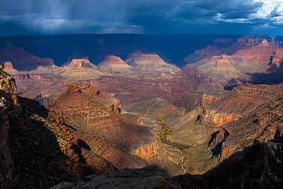 Photograph - A Grand View by Ed Gleichman