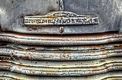 Photograph - A Grille From The Past by Ken Smith