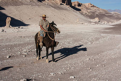 Pedro Photograph - A Guided Ride Through The Death Valley by Mallorie Ostrowitz
