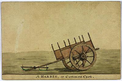 Watercolor Tools Photograph - A Hakree by British Library