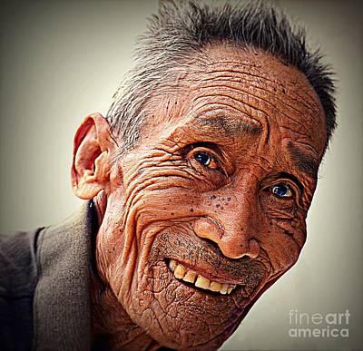 Photograph - A Happy Life. by Ian Gledhill