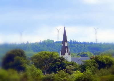 New Glasgow Photograph - A Higher Power by Karen Cook
