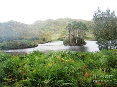 British Photograph - A Highland Island by Denise Railey