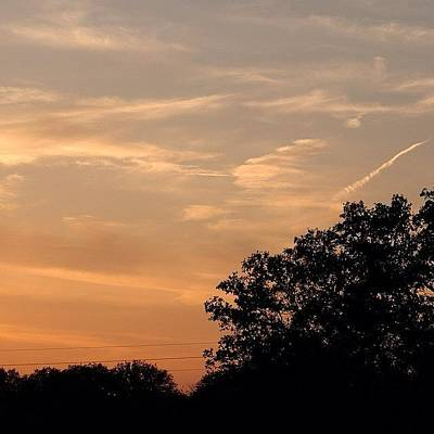 Wall Art - Photograph - A Hill Country Sunset. #texas by Heyhey suz