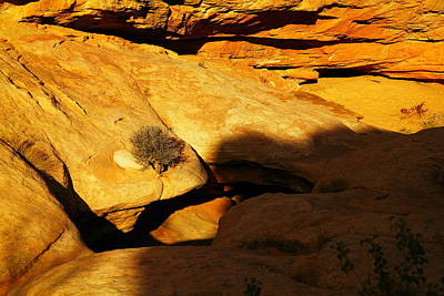 A Hole In The Rock Art Print