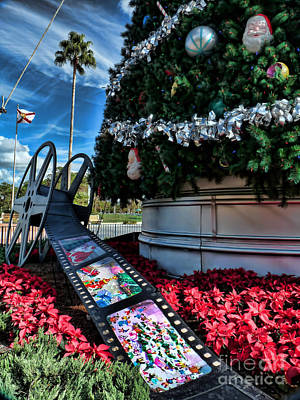 Photograph - A Hollywood Kind Of Christmas by Nora Martinez