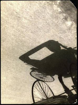Photograph - A Horse And Carriage by Rom Landau