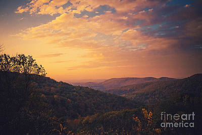 Huntsville Alabama Photograph - A Landscape For Maxfield by Katya Horner