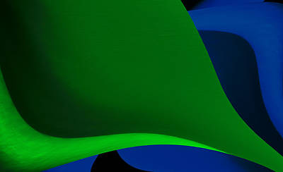 Photograph - Shape Of Green by Kellice Swaggerty